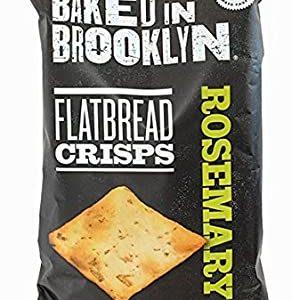 Rosemary Flatbread Crisps