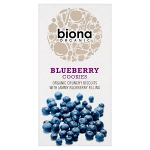 Org Blueberry – Filled Cookies